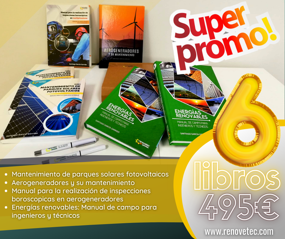 SUPER PROMO PACK ENERGIAS RENOVABLES