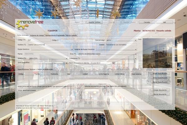 renovefree centro comercial