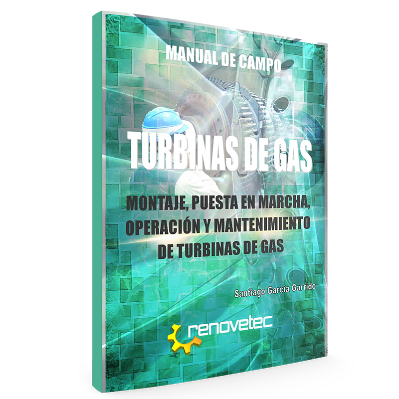 LIBRO TURBINAS DE GAS RENOVETEC EDITORIAL