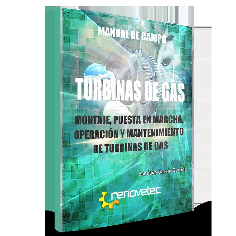 LIBRO TURBINAS DE GAS RENOVETEC EDITORIAL