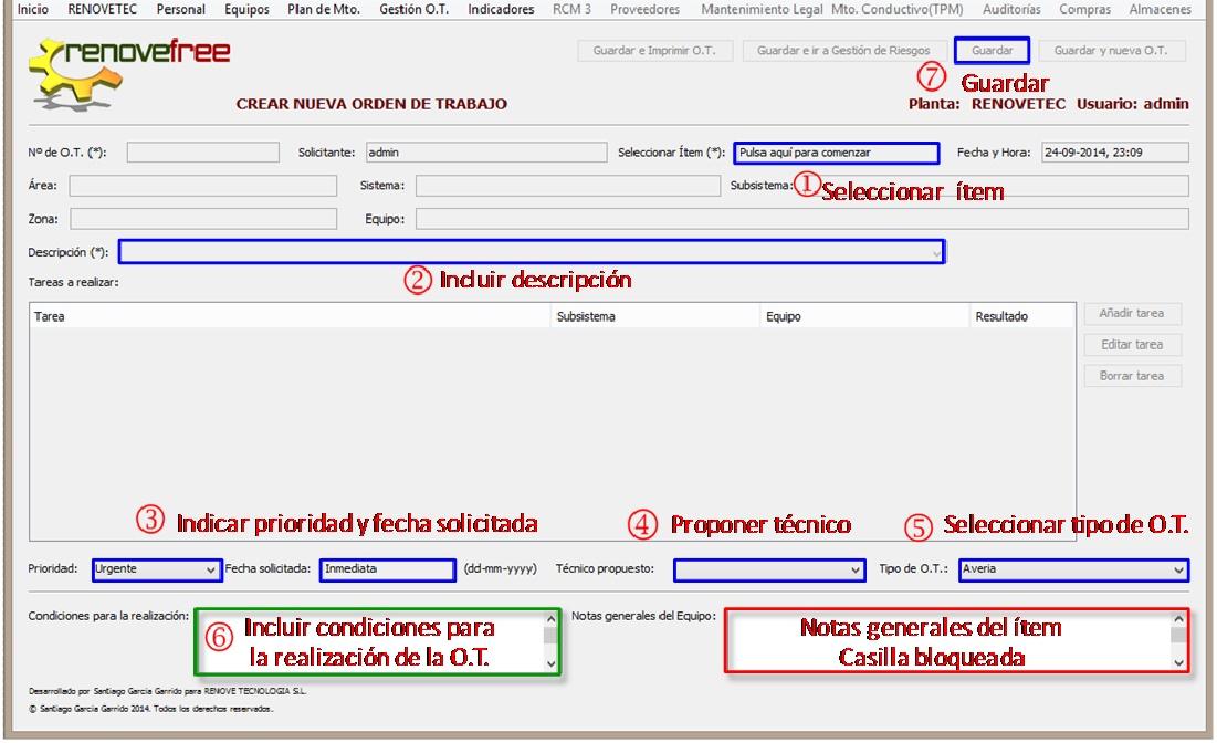 RENOVEFREE, el software GMAO de RENOVETEC